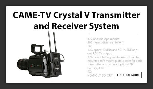 CAME-TV Crystal-V