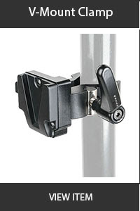 CAME-TV V-Mount Clamp