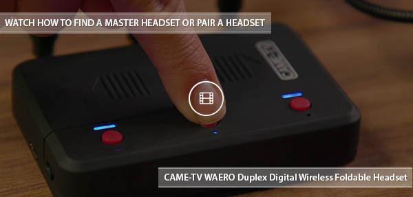 CAME-TV Waero Video
