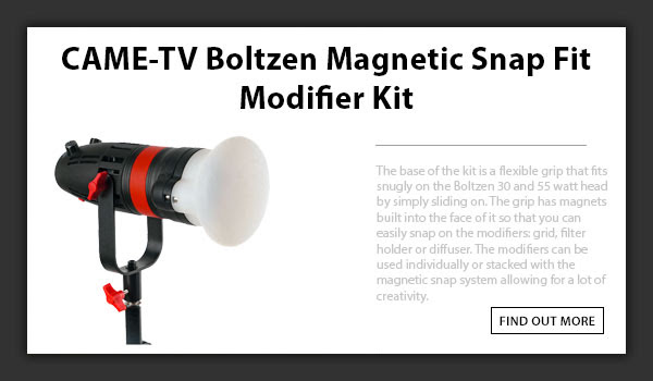 CAME-TV Boltzen Snap Kit