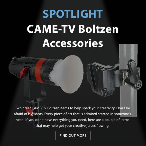 CAME-TV Boltzen accessories