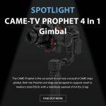 CAME-TV - Spotlight - Prophet 4 in 1 Gimbal