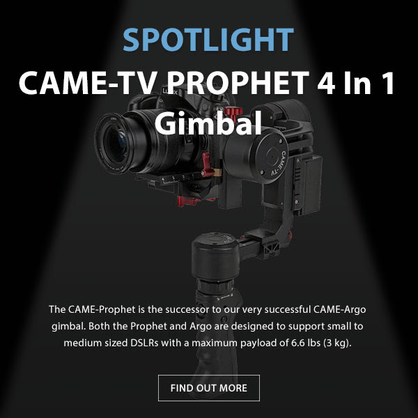 CAME-TV Prophet Gimbal