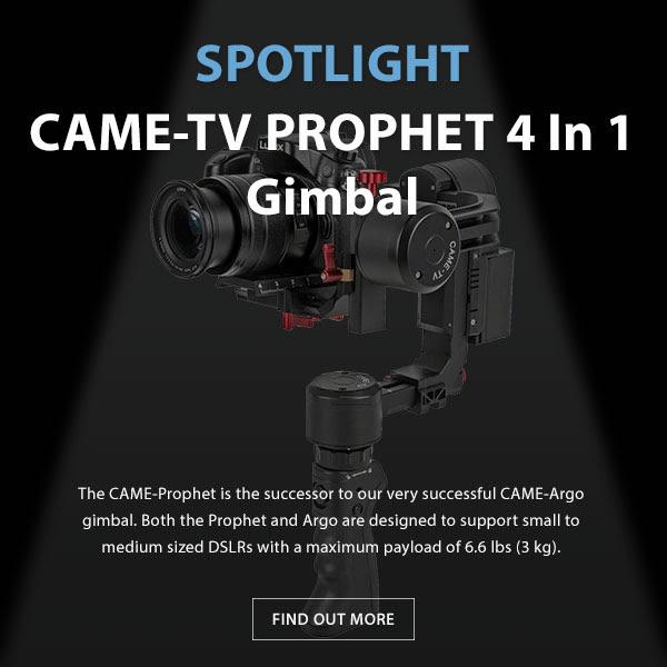 CAME-TV Prophet Gimbal