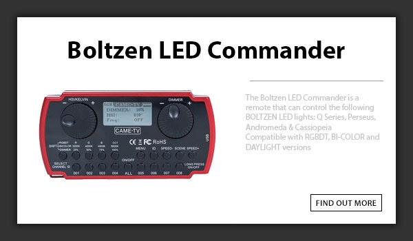 CTV Andromeda LED Commander