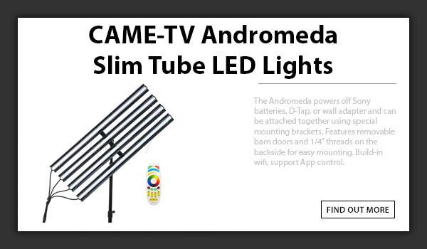 CTV Andromeda Slim Tube LED Light