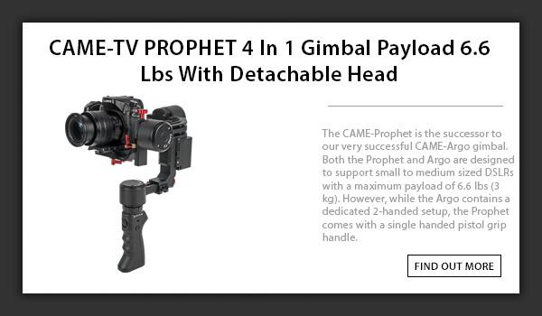 Prophet Gimbal