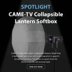 CAME-TV - Spotlight Collapsible Lantern Softbox