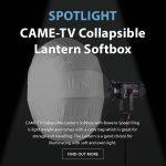 CAME-TV - Spotlight Collapsible Lantern Softbox
