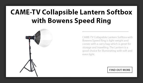CTV Lantern Softbox