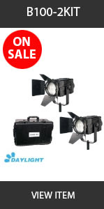 CAME-TV B-100 2 pack