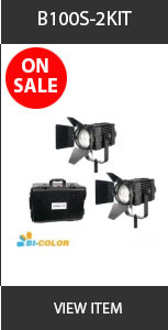 CAME-TV B-100s 2 pack