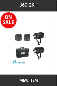CAME-TV B-60 2 pack