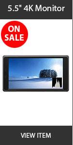 CAME-TV 5.5 4k Monitor