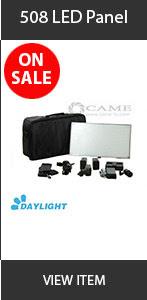 CAME-TV 508 LED Panel 508 LED Panel