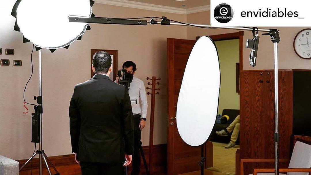 CAME-TV Andromeda Slim Tube Light Instagram