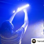 INSTAGRAM: Cool BTS pic that @heroshot.team posted of them setting up one of our CAME-TV Andromeda Slim Tube Lights on set!  #cametv #andromeda #tubelight #ledlight #lighting #onset #slimlight #filmmaking