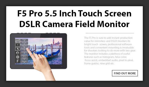 CTV F5 Pro 5.5in Field Monitor