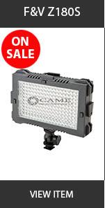 F&V Z180s LED Light