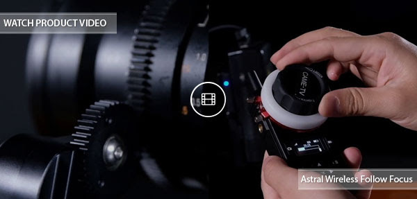 CAME-TV Astral Follow Focus Product Video