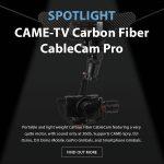 CAME-TV - Spotlight Carbon Fiber CableCam Pro