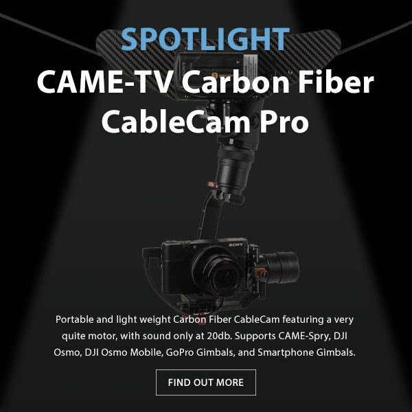 CAME-TV CableCam Pro