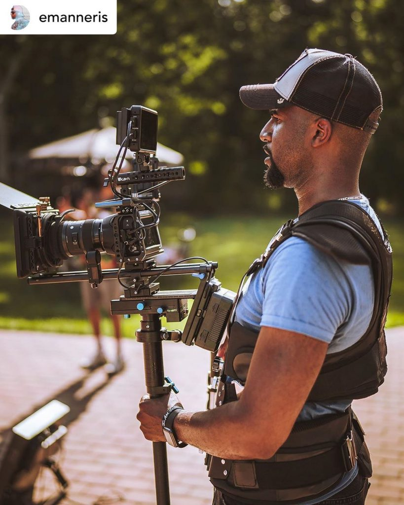CAME-TV Stabilizer Instagram