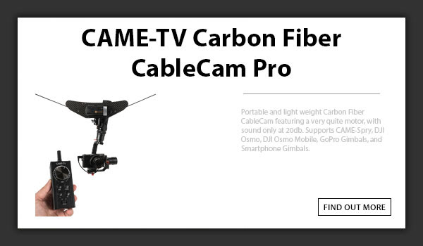 CTV CableCam Pro
