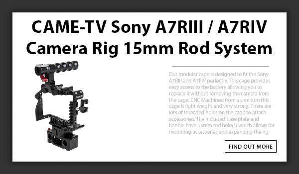 CTV Sony A7RIII A7RIV Cage