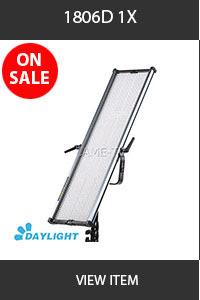 CAME-TV 1806D Ultra Slim LED Light