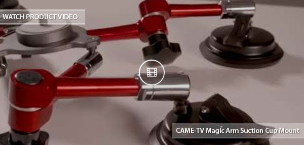 CAME-TV Car Mount Video