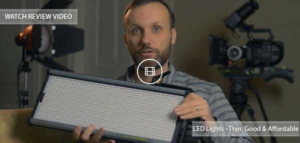 Tom Antos Ultra Slim Light Video