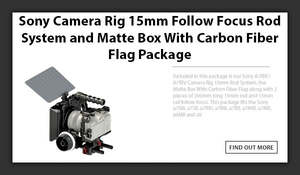 CAMETV Sony Rig Package