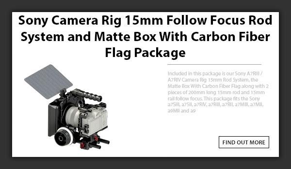 CAMETV Sony Rig Package