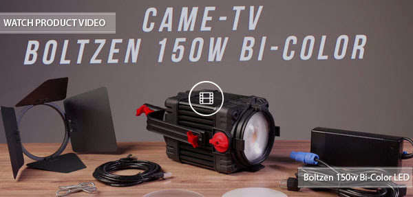 CTV Boltzen 150w BiColor Video