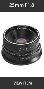 Artisian 25mm Lens