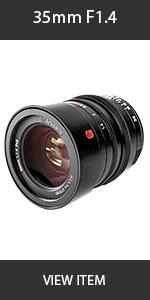 Artisian 35mm Lens