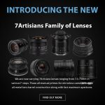 CAME-TV - New - 7Artisans Family Of Lenses