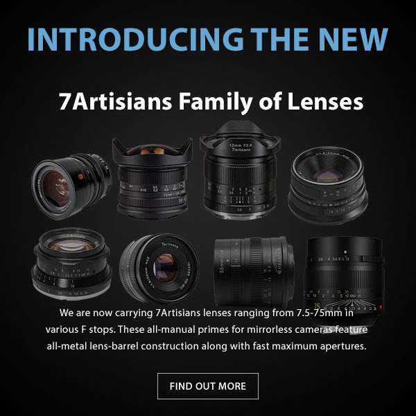 CAME-TV Artisian Lenses