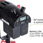 CAME-TV Boltzen 55w MK II LED Fresnel Light Review By Just Cameras