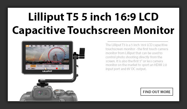 Lilliput T5 touch screen Monitor