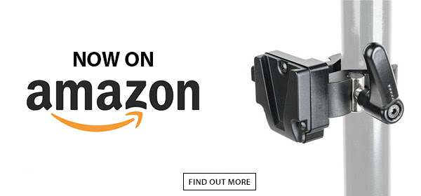 CAME-TV Amazon V-Mount Clamp