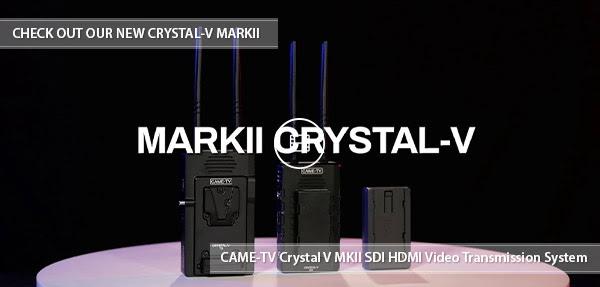 CAME-TV Crystal-V MK II Video