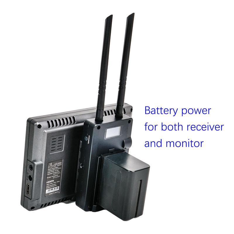 CAME-TV Crystal-V Wireless System