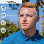 CAME-TV - NuShyld Face Shield Protection Available in USA Warehouse