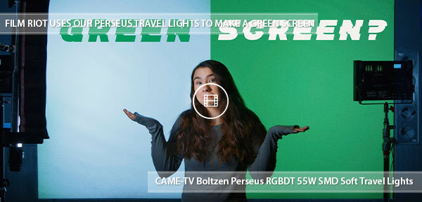 Film Riot Green Screen Video