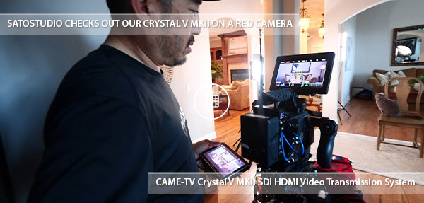 SatoStudio Crystal-V MKII