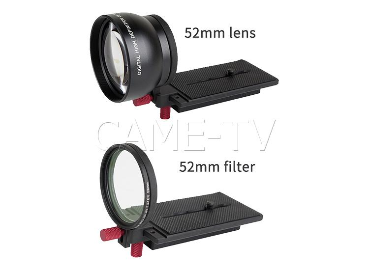 CAME-TV Lens Adapter Sony RX100