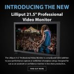 "CAME-TV - New Product - Lilliput 21.5"" Professional Video Monitor"