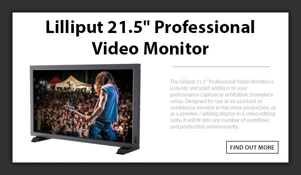Liliput 21.5 Video Monitor